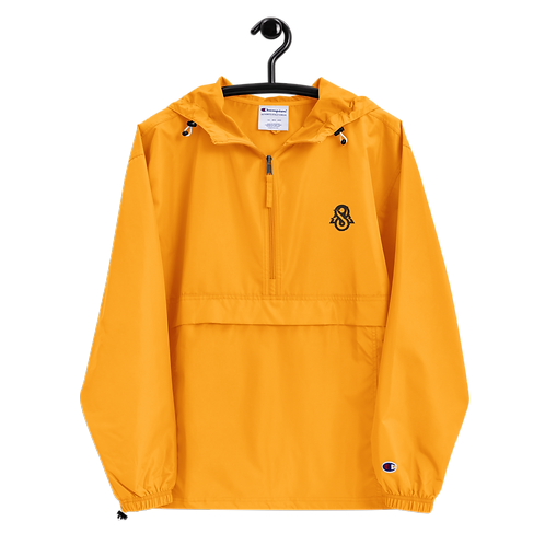 Spectral Embroidered Champion Packable Jacket