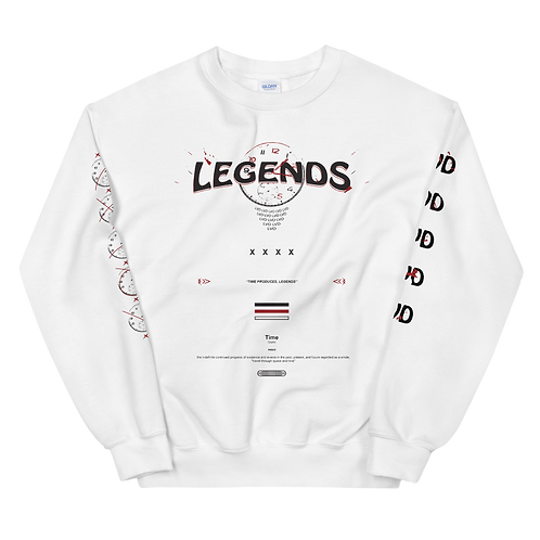 Legends Unisex Sweatshirt