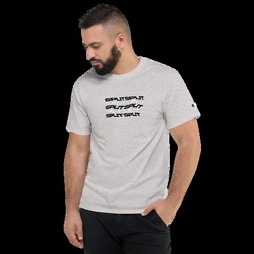 Wavy Split Men's Champion T-Shirt