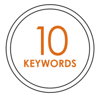 SEO - 10 KEYWORDS (monthly payment)