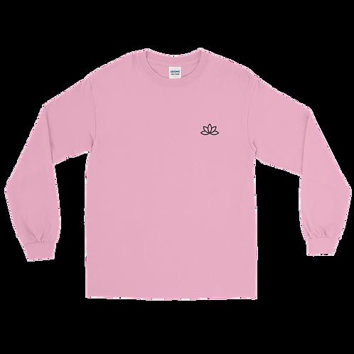 Lotus Men's Long Sleeve Shirt