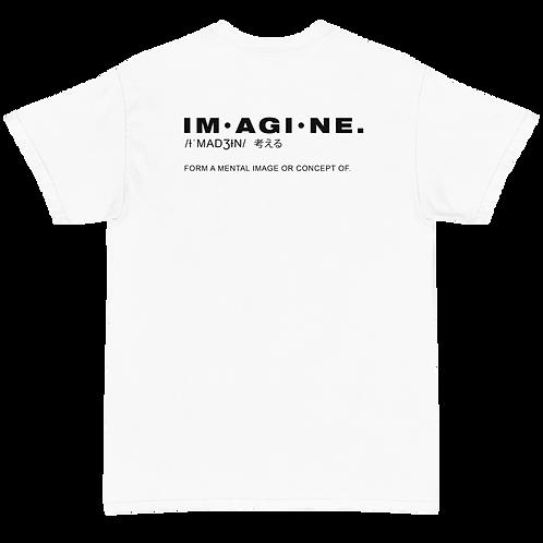 Imagine Short Sleeve T-Shirt