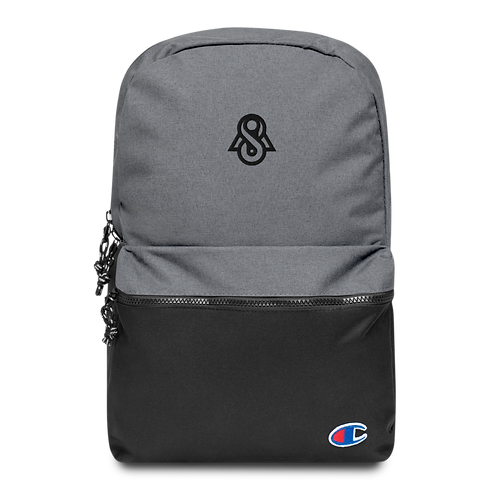 Spectral Embroidered Champion Backpack