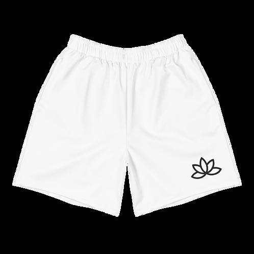 Lotus Men's Athletic Long Shorts