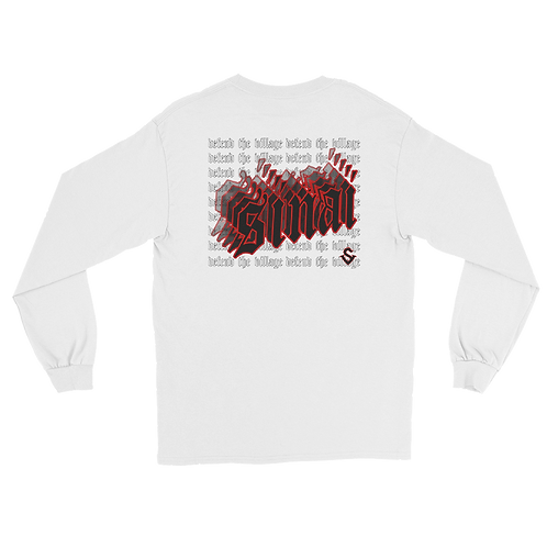 Men's Long Sleeve Shirt copy