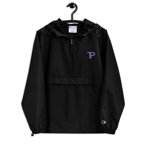 Precise Team Colors Embroidered Champion Packable Jacket