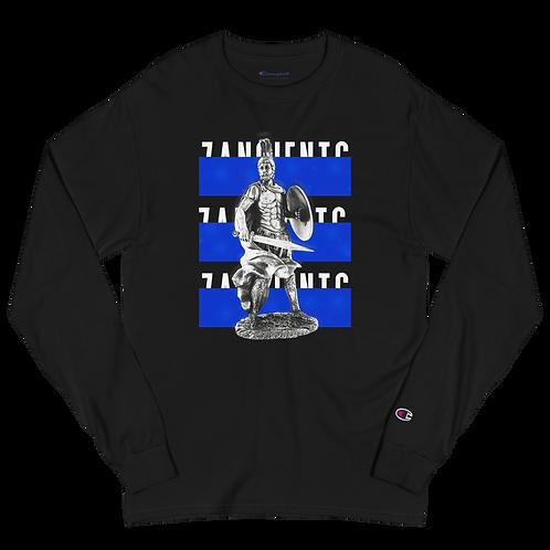 7A Spartan Men's Champion Long Sleeve Shirt
