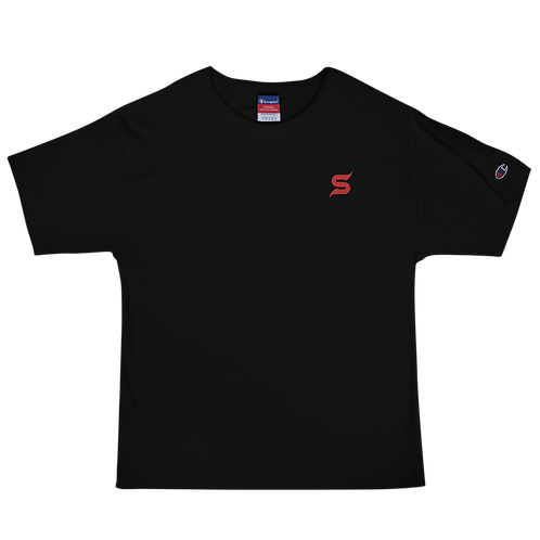 Sinai Team Color Embroidered Men's Champion T-Shirt