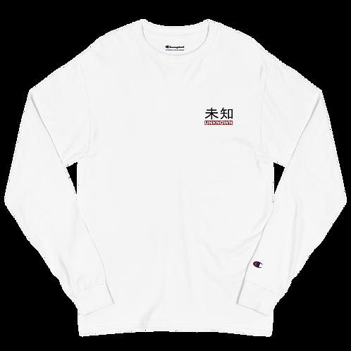 Unknown Men's Champion Long Sleeve Shirt