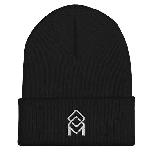 Swiftly Market Embroidered Cuffed Beanie