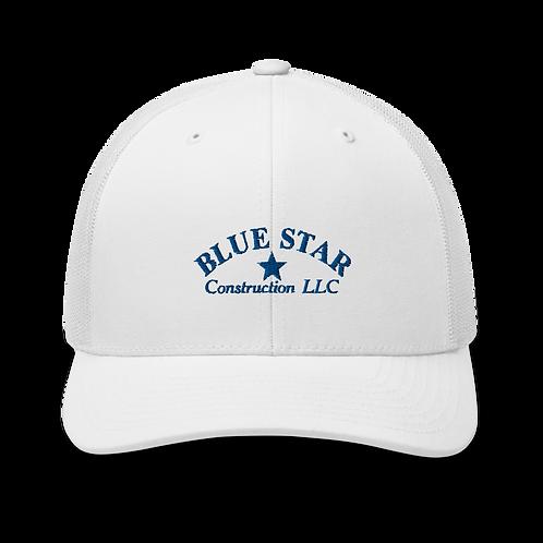 Blue Star Trucker Cap