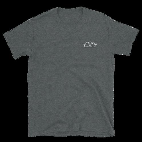 Blue Star Short-Sleeve Unisex T-Shirt