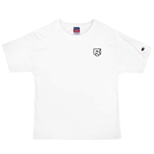 Resurge Embroidered Men's Champion T-Shirt copy