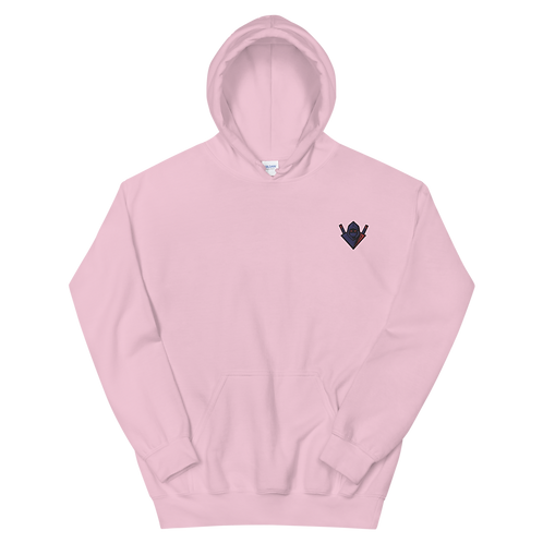 Mascot Embroidered Unisex Hoodie