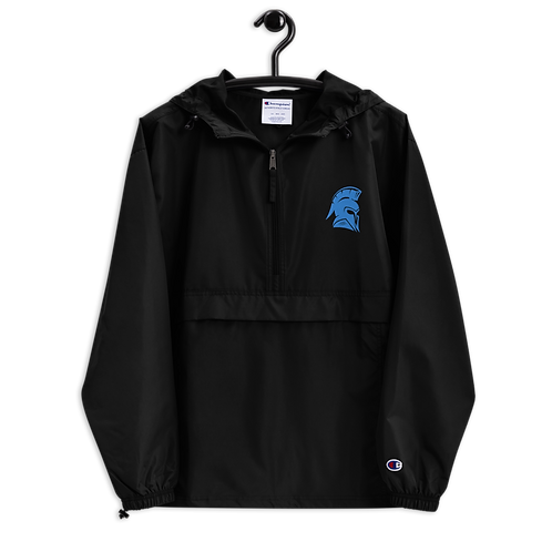 7A Logo Embroidered Champion Packable Jacket