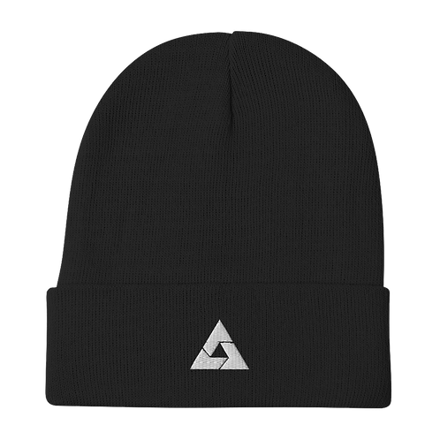 Ace Embroidered Beanie
