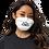 Thumbnail: Lotus Face mask