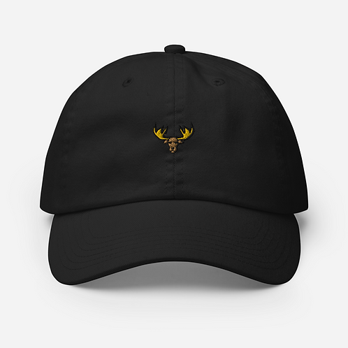 Moose Champion Dad Cap