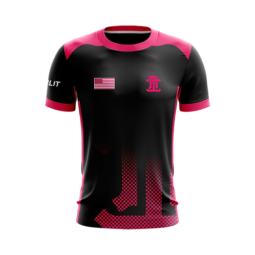 Inet Jersey with Custom Flag & Gamertag