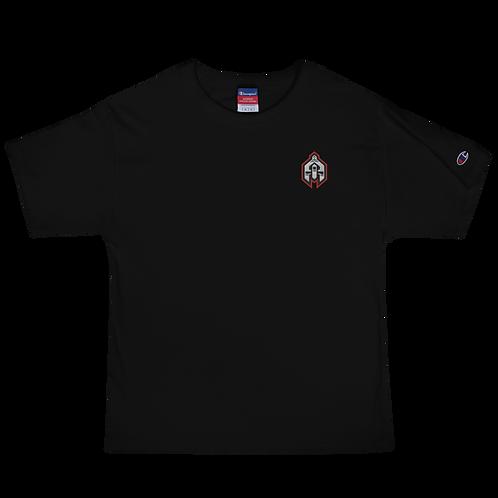 Instinct Embroidered Men's Champion T-Shirt