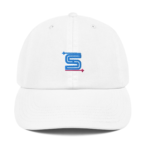 Syzygy Logo Embroidered Champion Dad Cap