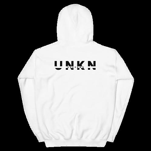 UNKN Back Unisex Hoodie