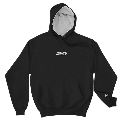 Kodey Embroidered Champion Hoodie