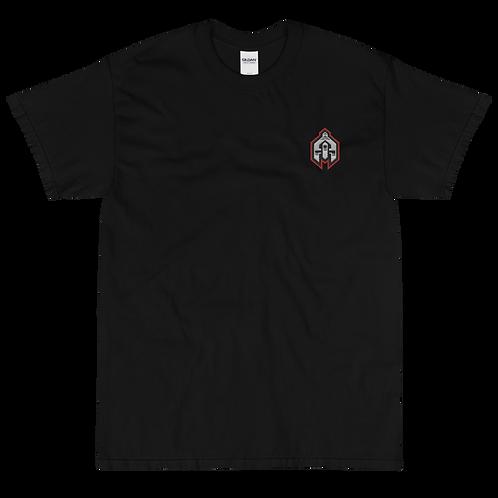 Instinct Embroidered Short Sleeve T-Shirt