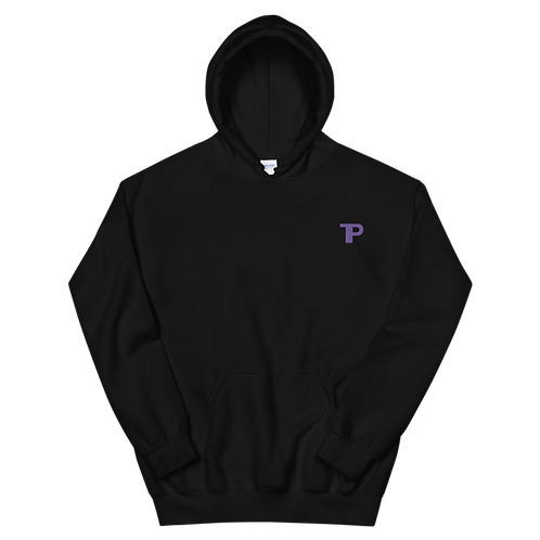 Precise Team Colors Embroidered Unisex Hoodie