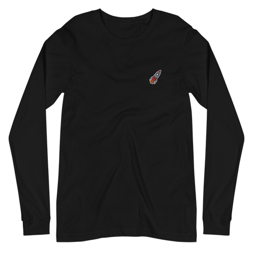 Rocket Unisex Long Sleeve Tee