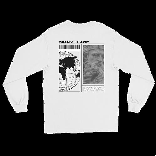 Sinai Men's Long Sleeve Shirt