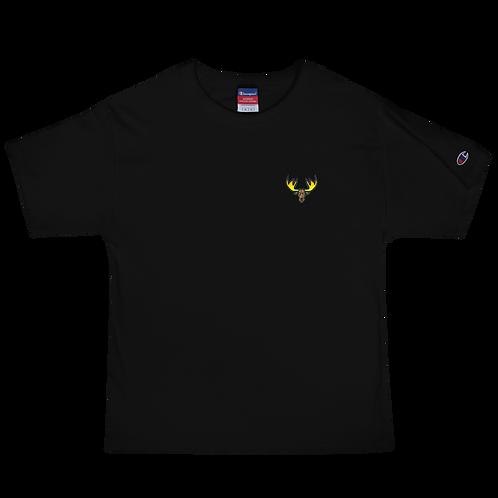 Moose Men's Champion T-Shirt
