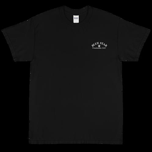 Blue Star Short Sleeve T-Shirt