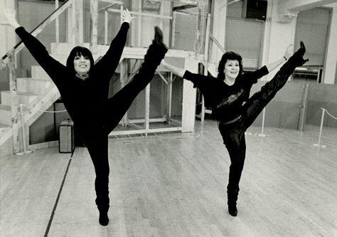 Liza Minnelli et Chita Rivera - THE RINK