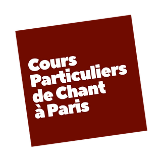cours de chant à Paris