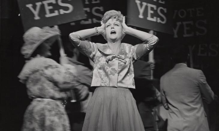 Anyone Can Whistle - Angela Lansbury