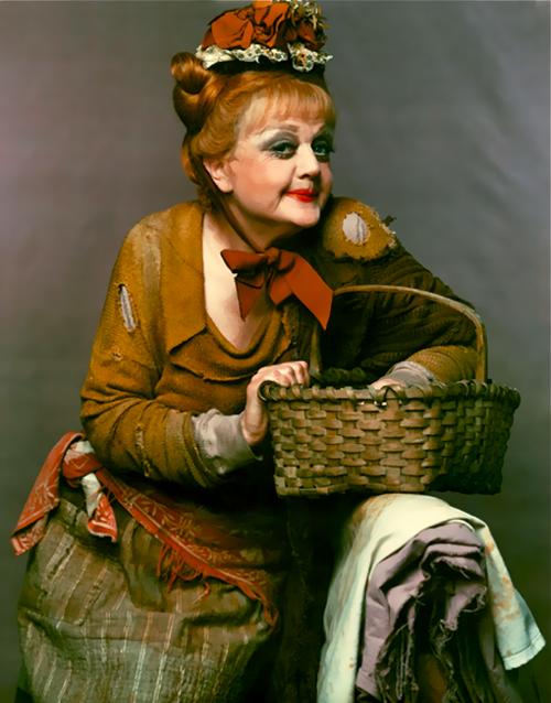 Sweeney Todd - Angela Lansbury