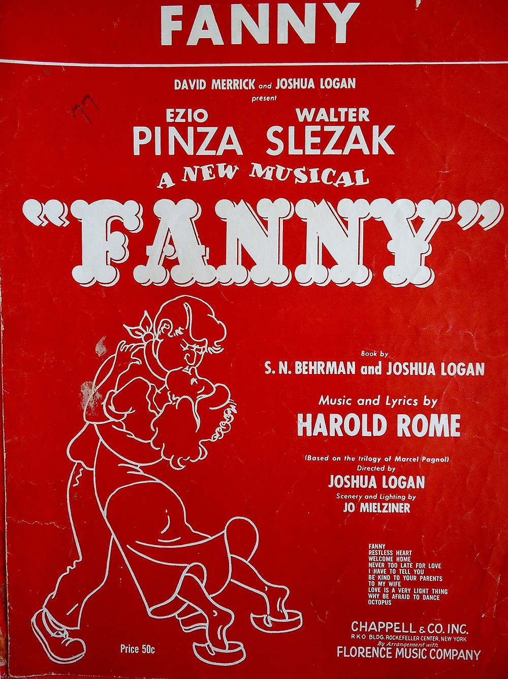 Fanny The Musical