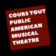 Stage de Comédie Musicale Paris