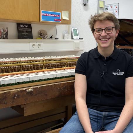 Wie wird man KlavierbauerIn?