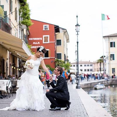 Matrimonio a Lazise