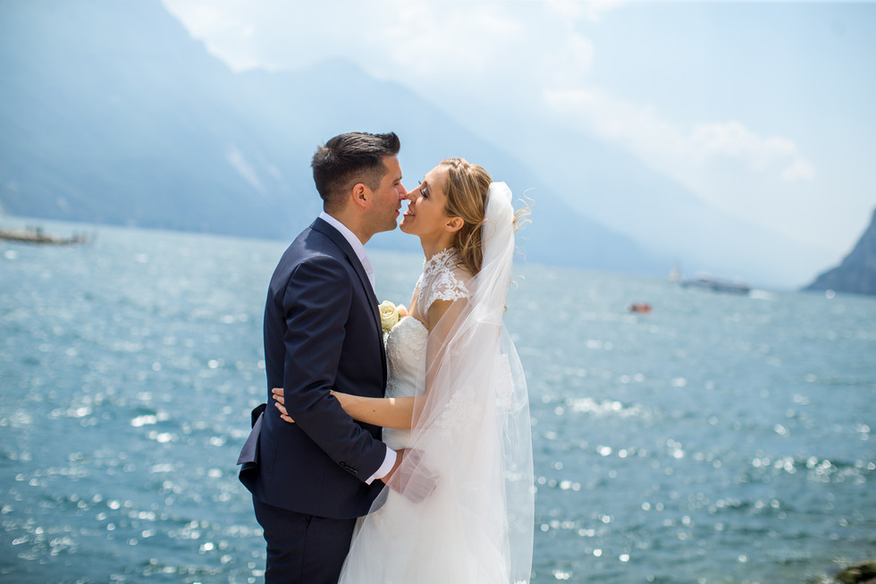 Fotografo matrimonio Lago di Garda, Riva del Garda, Park Hotel Astoria