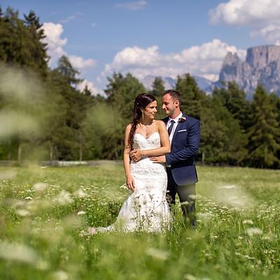 Matrimonio a Bolzano (Kematen)