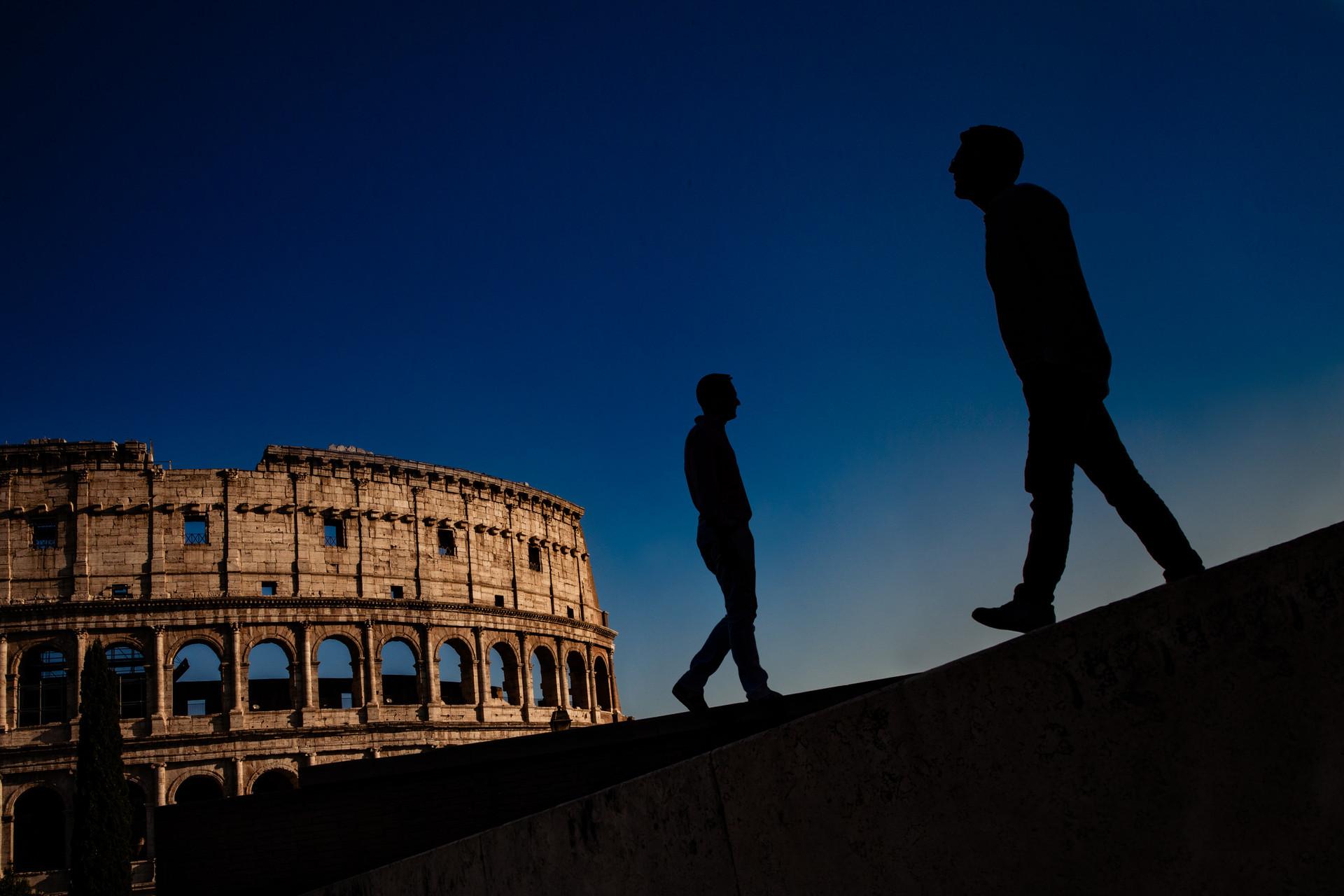Matrimonio-roma-colosseo