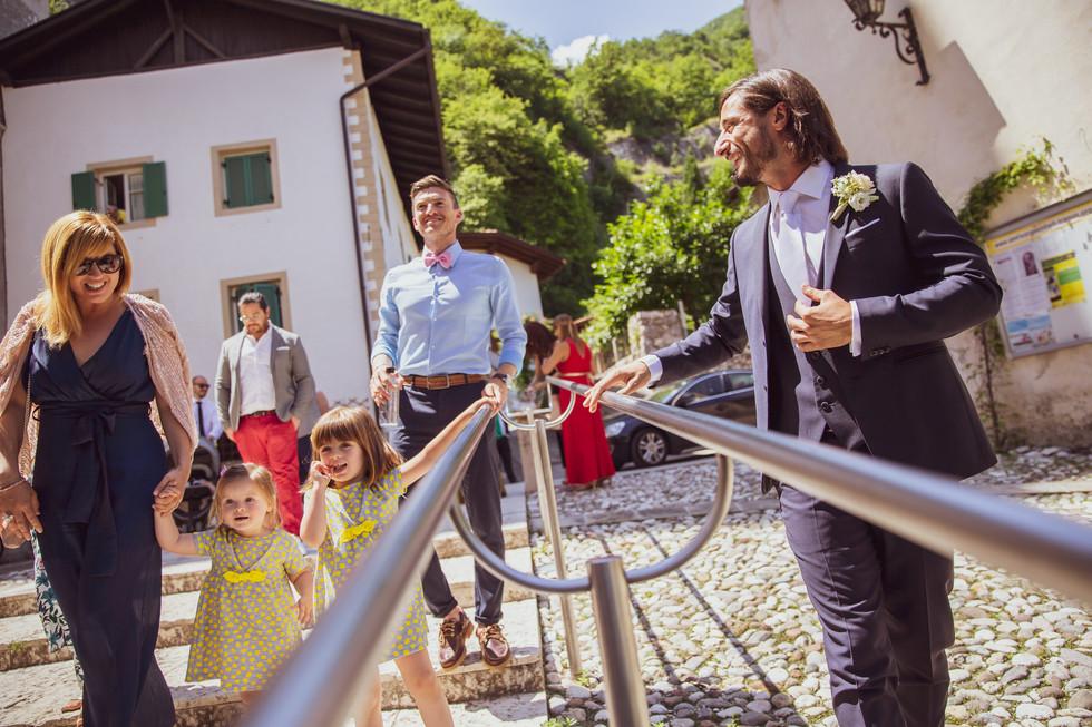 Fotografo matrimonio a Bolzano e Laives, Location ricevimento Cantine Lageder Magre