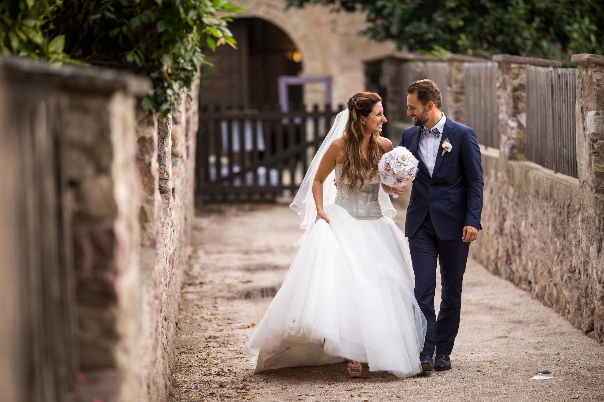 foto matrimonio Castel Mareccio