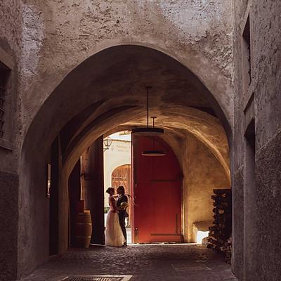 Matrimonio a Bolzano (Tenuta Lageder)