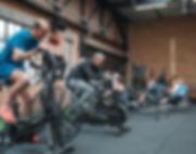 Crossfit Surbiton, gym, cycling, endurance