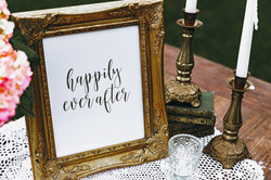 Happily Ever After Gold