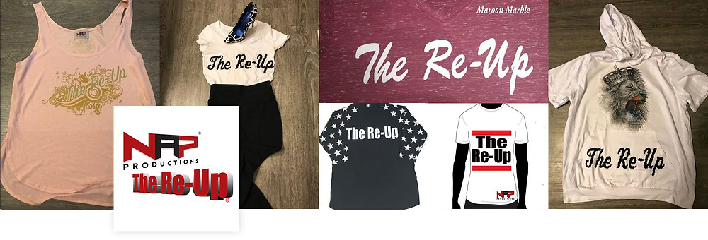 Re-up clothes